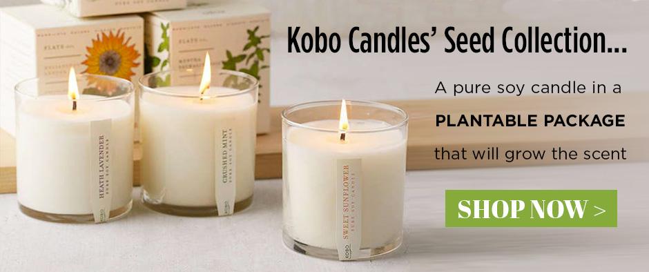 Kobo Seed Candles