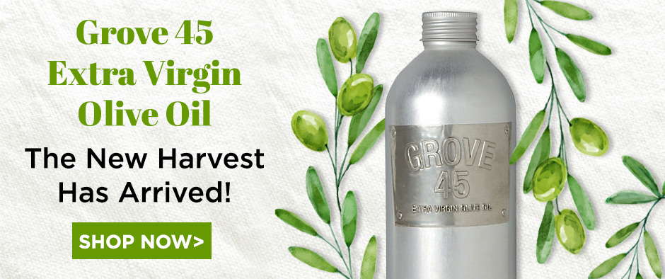 Grove 45 Extra Virgin Olive Oil