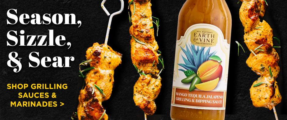 Grilling Sauces & Marinades