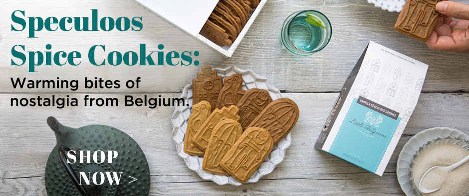 Little Belgian Spice Cookies