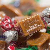 Bequet Caramels Closeup