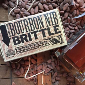 Bourbon Nib Brittle