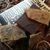 Bourbon Nib Brittle Glam