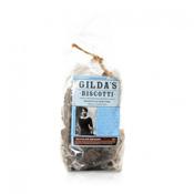 Gilda's Chocolate Espresso Biscotti