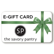 The Savory Pantry eGift Card