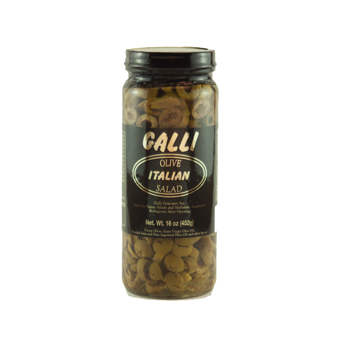 Galli Gourmet Italian Olive Salad, Mild