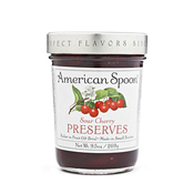 American Spoon Sour Cherry Preserves Jar