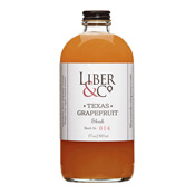 Liber Texas Grapefruit Shrub