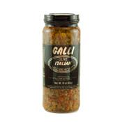 Galli Gourmet Italian Olive Bruschetta, Mild