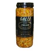 Galli Gourmet Italian Olive Bruschetta, Hot