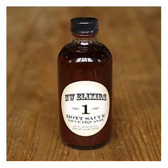 NW Elixers Hott Sauce #1