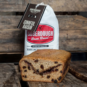 SoberDough Cinnful Raisin Brew Bread Mix
