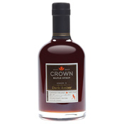 Crown Maple Organic Grade A Dark Amber Maple Syrup