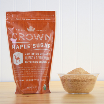 Crown Organic Maple Sugar