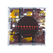 Blood Orange & Bergamot Chocolate & Caramel Avant-Garde Bar