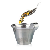 Tea Forte Lotus Teacup with Infuser