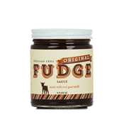Goat's Milk Fudge Sauce
