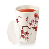 KATI Cup with Lid, Cherry Blossoms