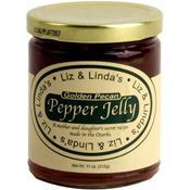 Golden Pecan Pepper Jelly