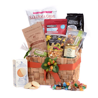 The Savory Pantry Sweet & Savory Snack Sampler