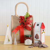 Holiday Cheer Gift Tote