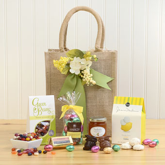 Easter Nibbles Gift Tote