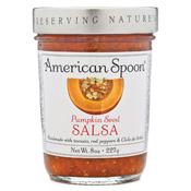 Pumpkin Seed Salsa