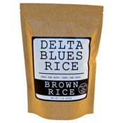 Delta Blues Brown Rice Bag