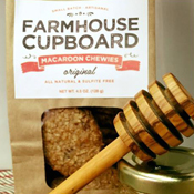 Farmhouse Cupboard Macaroon Chewies