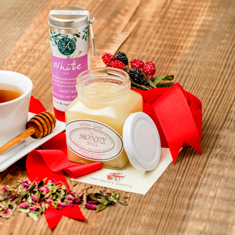 Simply Tea & Honey Gift