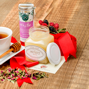 Simple Tea & Honey Gift