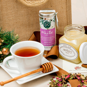 Simply Tea & Honey Gift White