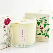 KOBO Siam Poppy Candle Lifestyle