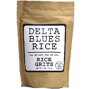 Heirloom Rice Grits