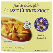 Classic Chicken Stock - Fond de Poulet Gold
