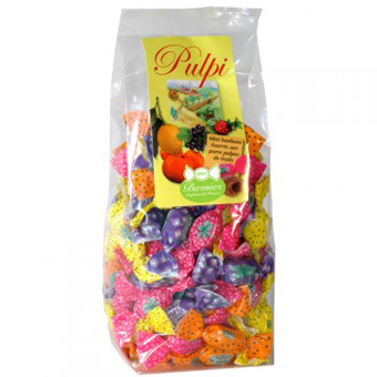 <i>Pulpi</i> Miniature Candies with Fruit Pulp