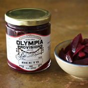 Pickled Beets with Garlic & Ginger