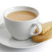 Shortbread with Coffee