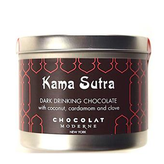 Kama Sutra Drinking Chocolate with Coconut, Cardamom & Clove