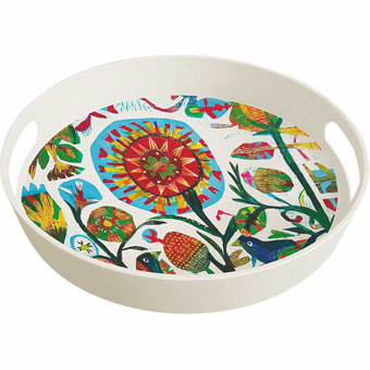 <i>Quito</i> Bamboo Serving Tray