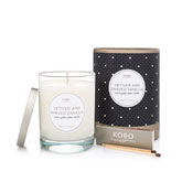 KOBO Vetiver & Shaved Vanilla Pure Soy Candle