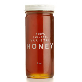Maine Blueberry Honey