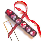 </i>Baby, You're the One</i> 6-Piece Chocolate Assortment