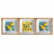 Lemon & Olive Musée  Dipping Dish Set