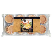 Minature Pastry Shells Package