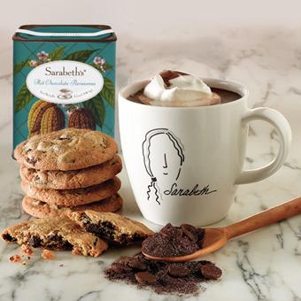 Sarabeth's Hot Chocolate Parisienne