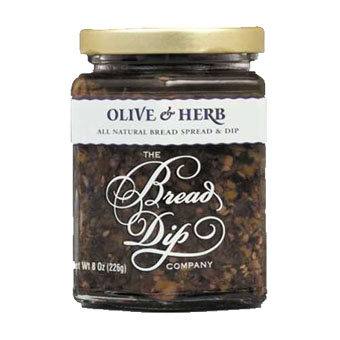 Olive & Herb Bread Spread & Dip