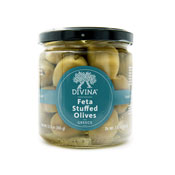 Feta Stuffed Olives Jar