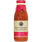 <i>Sugo al Pomodoro</i> Puttanesca Sauce with Olives & Capers