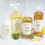 Lemon Parsley Hand Soap & Lotion - Lemon Parsley Hand Lotion